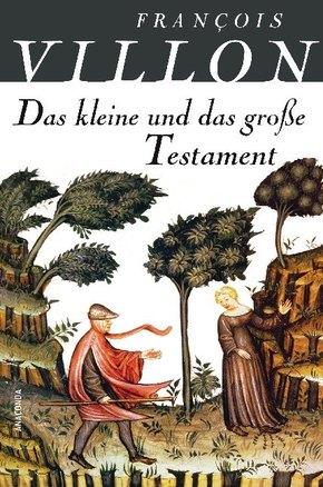 Das kleine und das große Testament