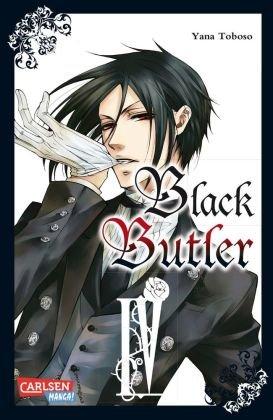 Black Butler - Bd.4