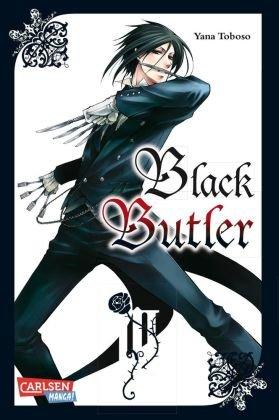 Black Butler - Bd.3