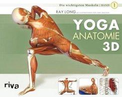 Yoga-Anatomie 3D - Bd.1