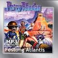 Perry Rhodan, Silber Edition - Festung Atlantis, 2 MP3-CDs
