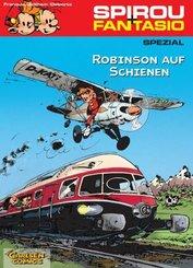 Spirou und Fantasio - Robinson auf Schienen