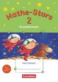 Mathe-Stars: 2. Schuljahr: Grundwissen