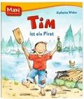 Tim ist ein Pirat - Maxi Bilderbuch
