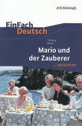 """Thomas Mann """"Mario und der Zauberer"""""""