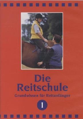 Die Reitschule, 1 DVD - Tl.1