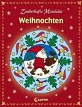 Zauberhafte Mandalas: Weihnachten
