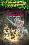 Das magische Baumhaus - Piratenspuk am Mississippi