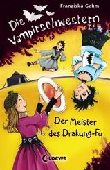 Die Vampirschwestern (Band 7) - Der Meister des Drakung-Fu