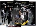 Klassische Dressur, 1-4, 4 DVDs
