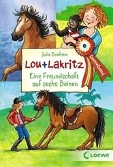 Lou und Lakritz - Eine Freundschaft auf sechs Beinen