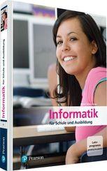 Informatik für Schule und Ausbildung, m. DVD-ROM