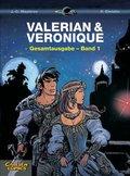 Valerian und Veronique Gesamtausgabe - Bd.1