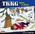 TKKG - Schock im Schnee, 1 Audio-CD