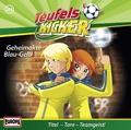 Die Teufelskicker - Geheimakte Blau-Gelb!, 1 Audio-CD