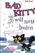 Bad Kitty will nicht baden