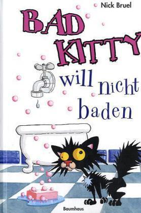Bad Kitty will nicht baden
