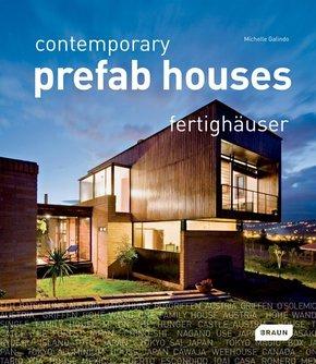 Contemporary Prefab Houses - Fertighäuser