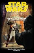 Star Wars, Jedi Quest, Sammelbände: Der trügerische Frieden; Die letzte Machtprobe; Nr.4 - Nr.4 (Bd.10-11)