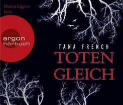 Totengleich, 6 Audio-CDs