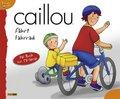 Caillou fährt Fahrrad