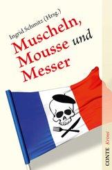 Muscheln, Mousse, und Messer