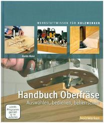 Handbuch Oberfräse, m. DVD
