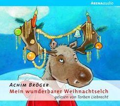 Mein wunderbarer Weihnachtselch, Audio-CD