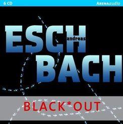 Black Out, 6 Audio-CDs
