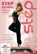 Step Aerobic Fatburner intensiv, 1 DVD