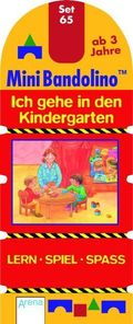 MiniBandolino (Spiele): Ich gehe in den Kindergarten (Kinderspiel); Set.65