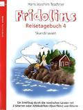 Fridolins Reisetagebuch, 2 Gitarren oder Altblockflöte (Querflöte) und Gitarre, Spielpartitur - Bd.4