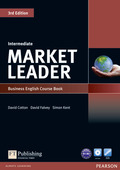 Market Leader Intermediate 3rd edition: Course Book, w. DVD-ROM
