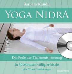 Yoga Nidra, m. 1 Audio-CD