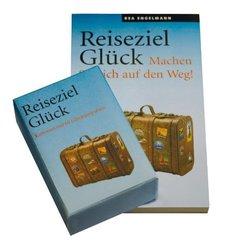Reiseziel Glück, Buch u. Kartenset