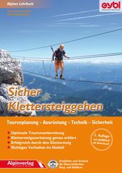 Sicher Klettersteiggehen, m. Lehrfilm als Download