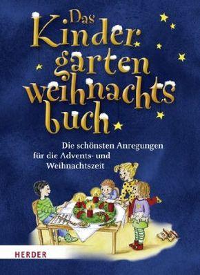Das Kindergarten-Weihnachtsbuch
