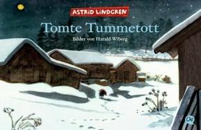 Astrid Lindgren - Tomte Tummetott
