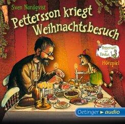 Pettersson kriegt Weihnachtsbesuch, Audio-CD