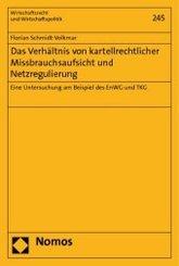Das Verhältnis von kartellrechtlicher Missbrauchsaufsicht und Netzregulierung