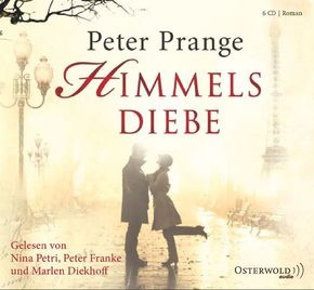 Himmelsdiebe, 6 Audio-CDs