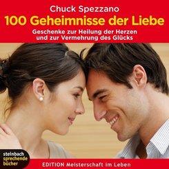 100 Geheimnisse der Liebe, 4 Audio-CDs