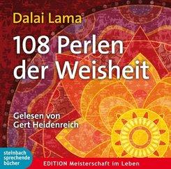 108 Perlen der Weisheit, 1 Audio-CD