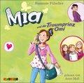 Mia und der Traumprinz für Omi, 2 Audio-CDs