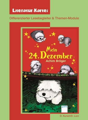 Achim Bröger 'Mein 24. Dezember', Literatur-Kartei