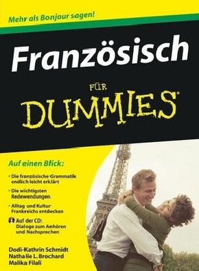Französisch für Dummies, m  Audio-CD