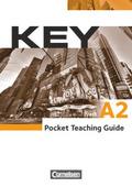 Key: Pocket Teaching Guide mit Kursbuch; Niveau.A2