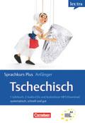lex:tra Sprachkurs Plus Anfänger Tschechisch, Lehrbuch, 2 Audio-CDs und kostenloser MP3-Download