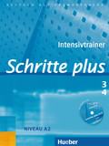 Schritte plus - Deutsch als Fremdsprache: Intensivtrainer, m. Audio-CD; Bd.3/4