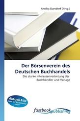 Der Börsenverein des Deutschen Buchhandels